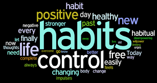 Words relating to Habits